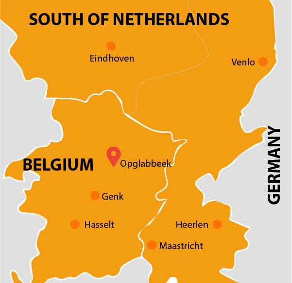 South of Netherlands Sport horses vet
